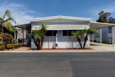 Camarillo Mobile Home For Sale: 81 Via Gabilan