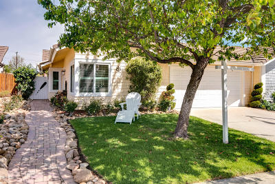 Ventura Single Family Home Active Under Contract: 9099 Feather Street