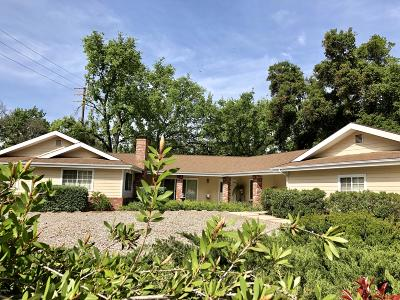 Ojai Single Family Home For Sale: 209 S Ventura Street