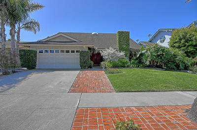 Ventura Single Family Home For Sale: 1284 Seafarer Street