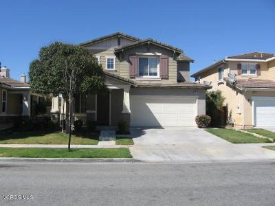 Oxnard Single Family Home For Sale: 361 Huerta Street