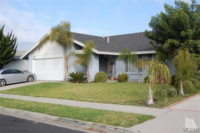 Oxnard Rental For Rent: 3621 Miramar Way