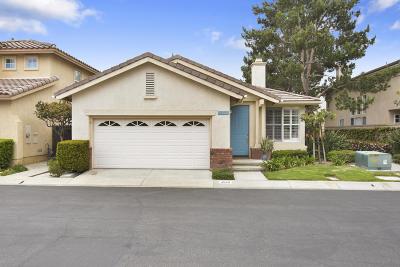 Camarillo Single Family Home For Sale: 4549 Via Arandana