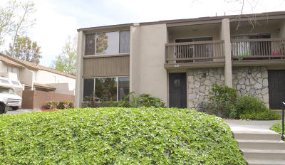 Ventura Condo/Townhouse Active Under Contract: 1606 Tapir Circle
