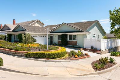Ventura Single Family Home For Sale: 8502 Idyllwild Street