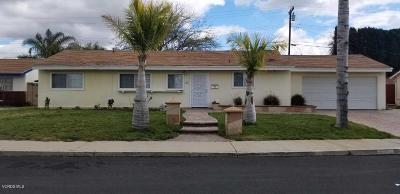Simi Valley Single Family Home For Sale: 1684 Casarin Avenue