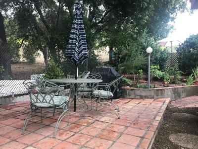 Ojai Mobile Home For Sale: 1202 Loma Drive #15