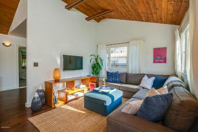 Ojai Single Family Home Active Under Contract: 402 Fulton Street