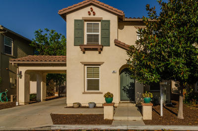 Santa Paula Single Family Home For Sale: 857 Coronado Circle