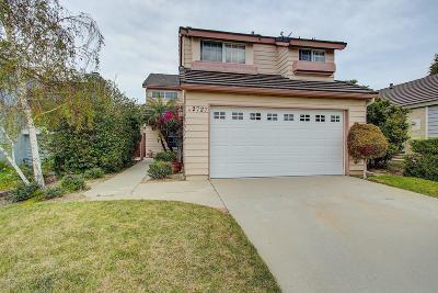 Simi Valley Single Family Home Active Under Contract: 2727 Cimmaron Avenue