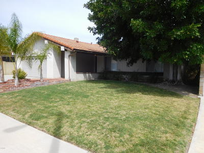 Ventura County Single Family Home Active Under Contract: 6473 Dowel Drive