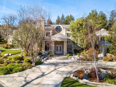 Westlake Village Single Family Home For Sale: 907 Vista Ridge Lane