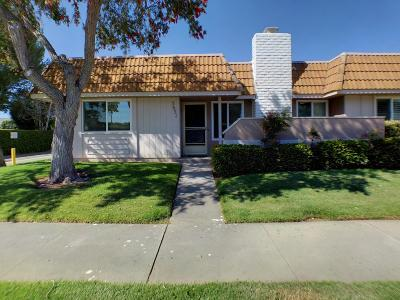 Oxnard Single Family Home For Sale: 3631 Ketch Avenue