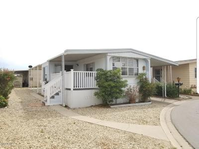 Oxnard Mobile Home Active Under Contract: 101 Whitney Circle