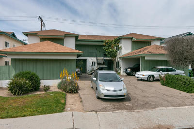 Santa Paula Multi Family Home For Sale: 213 W Santa Barbara Street