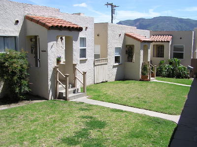 Santa Paula Multi Family Home Active Under Contract: 1004 Mill Place