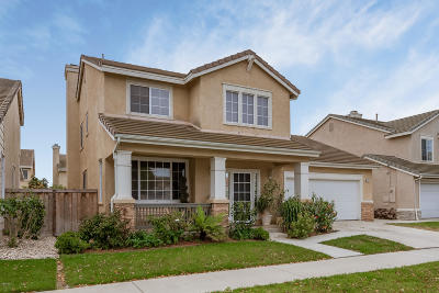 Oxnard Single Family Home Active Under Contract: 1232 Katrina Way