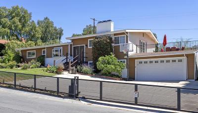 Thousand Oaks Single Family Home For Sale: 306 Encino Vista Drive