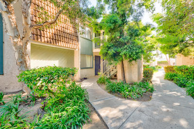 Santa Paula Condo/Townhouse Active Under Contract: 108 E Ventura Street #F