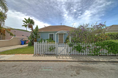 Ventura Multi Family Home For Sale: 42 W Vince Street