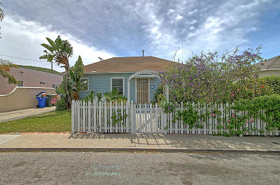ventura Single Family Home For Sale: 42 W Vince Street