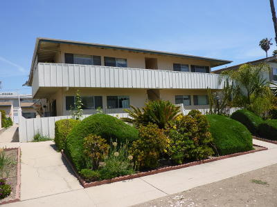 Ventura Multi Family Home For Sale: 642 Empire Avenue