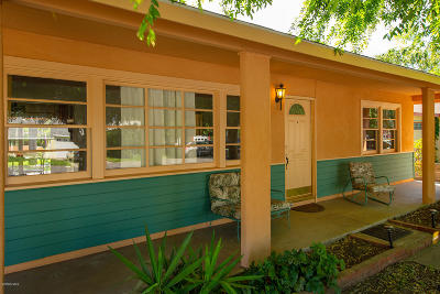 Ojai Single Family Home Active Under Contract: 108 Shady Lane
