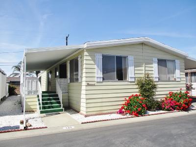 Santa Paula  Mobile Home For Sale: 500 W Santa Maria Street #139