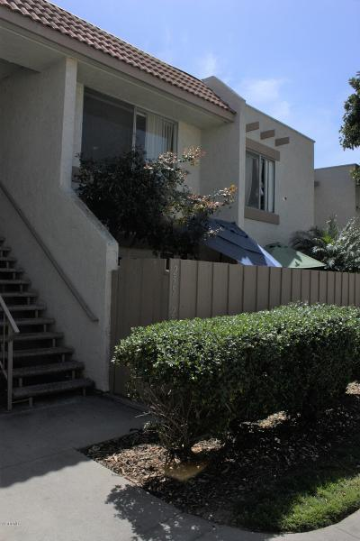 Port Hueneme Condo/Townhouse For Sale: 253 W Channel Islands Boulevard