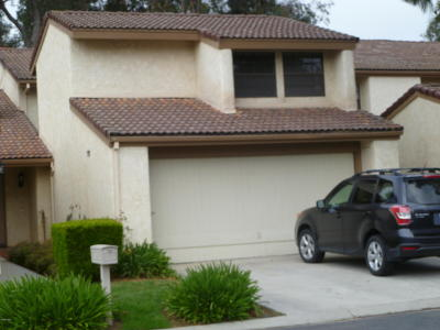 Ventura Condo/Townhouse For Sale: 897 Miller Court