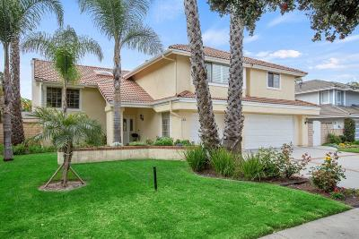 Oxnard Single Family Home For Sale: 1810 Holly Avenue