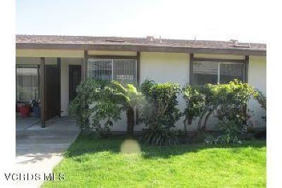 Ventura County Single Family Home For Sale: 156 E Garden Green