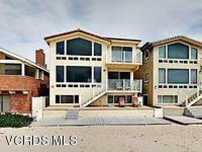 Oxnard Rental For Rent: 3837 Ocean Drive