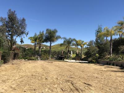 Thousand Oaks Residential Lots & Land For Sale: 2772 Autumn Ridge Drive