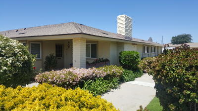 Port Hueneme Single Family Home For Sale: 143 E Elfin Green