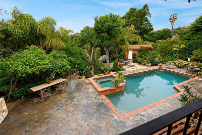 Santa Barbara Single Family Home For Sale: 785 Charlotte Lane