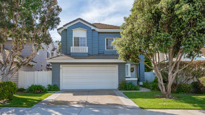 Port Hueneme Single Family Home Active Under Contract: 640 Pacific Cove Drive