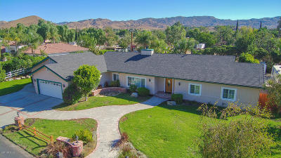 Simi Valley Single Family Home For Sale: 4923 Barnard Street
