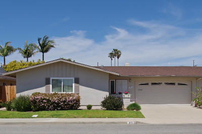 Port Hueneme Single Family Home For Sale: 315 E Fiesta Green