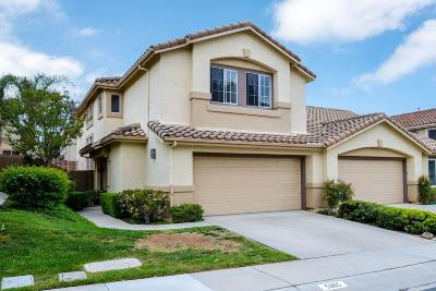 Camarillo Single Family Home For Sale: 5265 San Francesca Drive