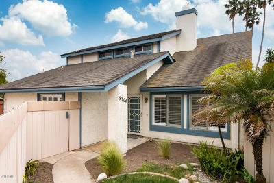Oxnard Single Family Home For Sale: 3304 Ketch Avenue
