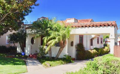 Ventura Multi Family Home Active Under Contract: 95 S Santa Cruz Street