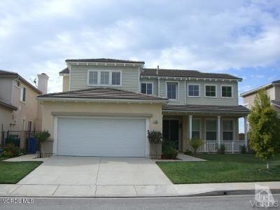 Ventura County Rental For Rent: 1069 Poplar Court