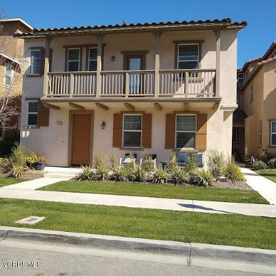 Oxnard Condo/Townhouse For Sale: 3120 Lisbon Lane