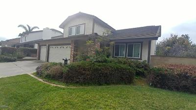 Oxnard Single Family Home For Sale: 2130 Ivanhoe Avenue