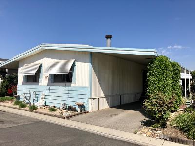 Ventura County Mobile Home Active Under Contract: 500 W Santa Maria Street W #75