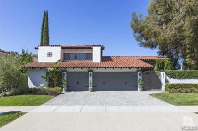Westlake Village CA Single Family Home For Sale: $1,150,000