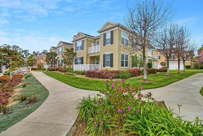 Ventura Condo/Townhouse Active Under Contract: 5564 Northwind Court