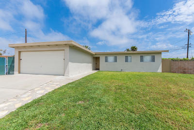 Oxnard Single Family Home For Sale: 1910 Elsinore Court