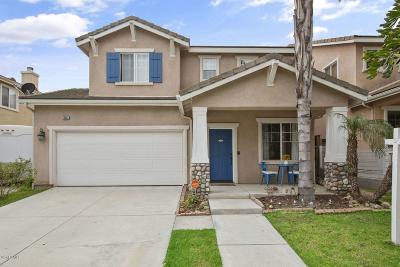 Oxnard Single Family Home For Sale: 1801 Sonata Drive